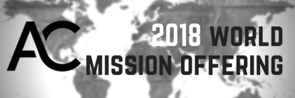 2018 worldmission offering